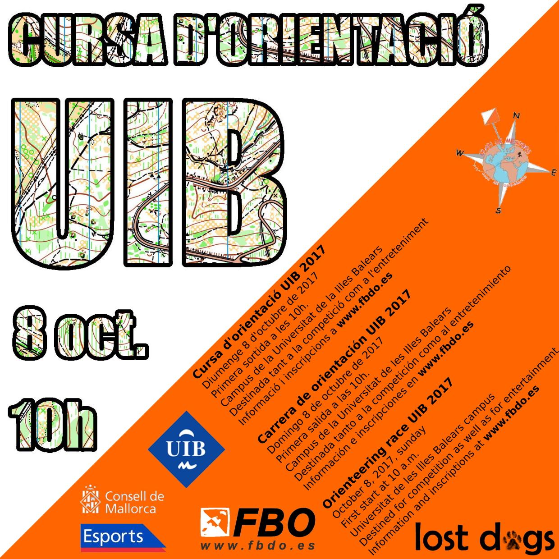 Cartel UIB 2016