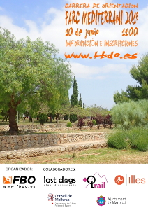 Parc Mediterrani 2018 - Cartel Web
